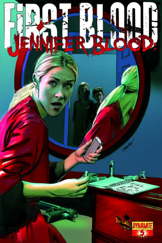 Jennifer Blood: First Blood #5