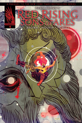 Red Rising #6 (Cypress Cover)