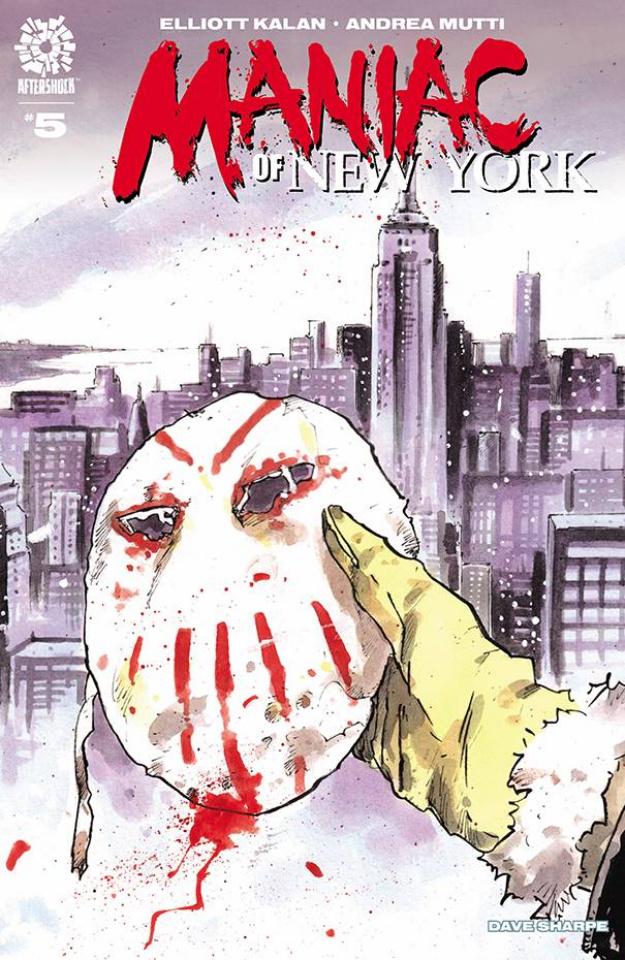 Maniac of New York #5