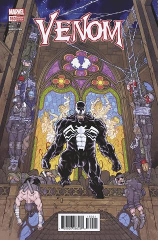 Venom #160 (Garron Cover)