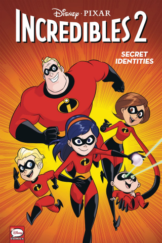 Incredibles 2 Vol. 2: Secret Identities