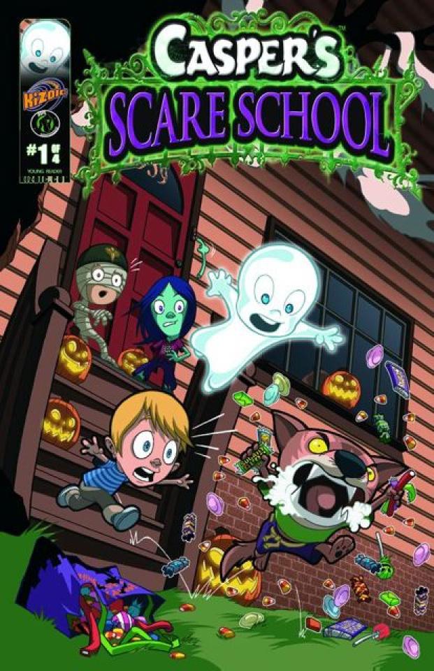 Casper's Scare School #1