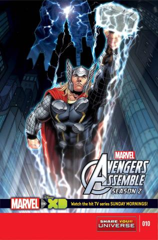 Avengers Assemble, Season Two #10
