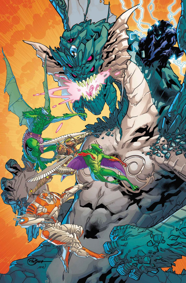 Monsters Unleashed! #8: Legacy