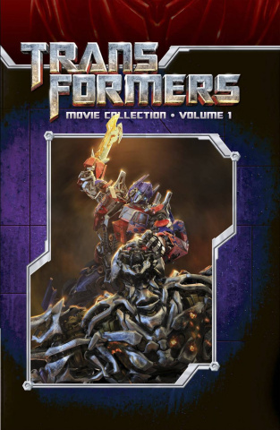 Transformers Movie Collection Vol. 1