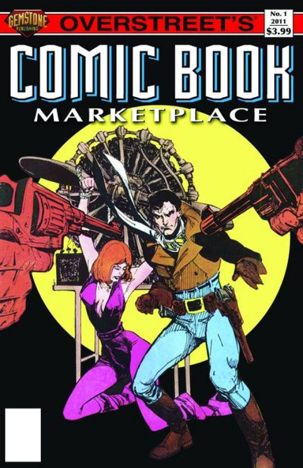 Overstreet's Comic Book Marketplace #1
