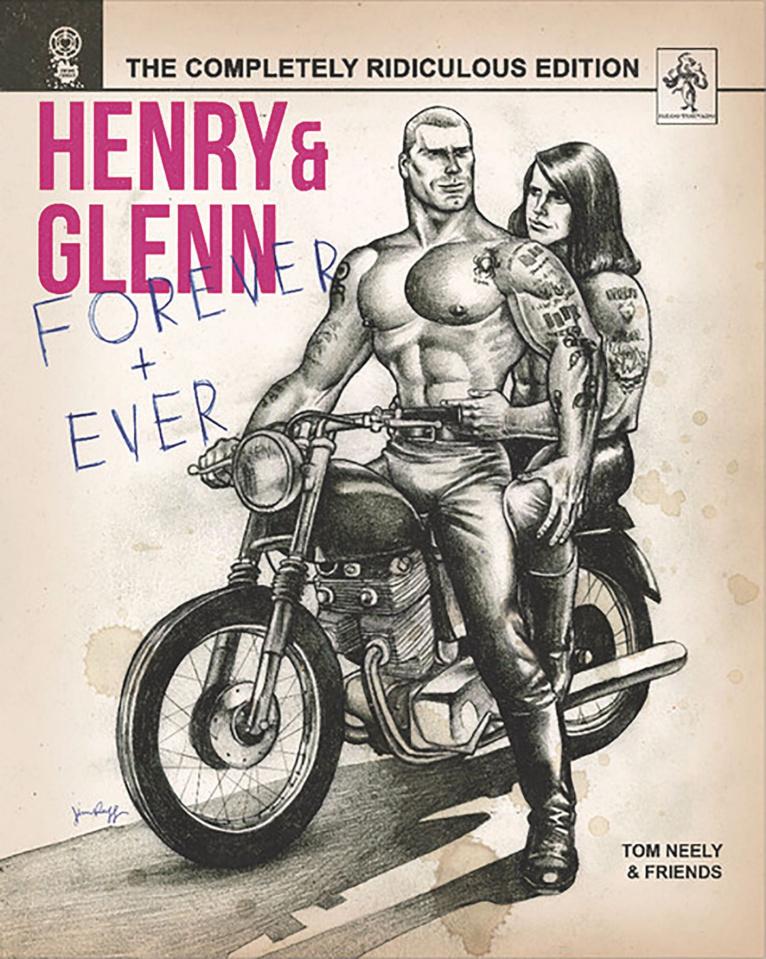 Henry & Glenn: Forever & Ever