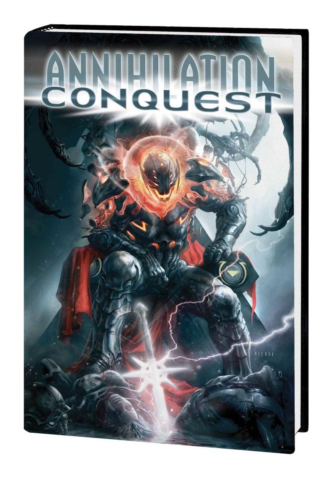 Annihilation: Conquest (Omnibus Briclot Cover)