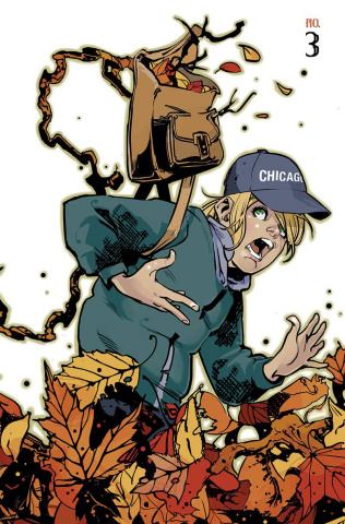 The Autumnal #3 (Gooden Cover)