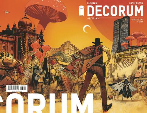 Decorum #2 (Huddleston Cover)