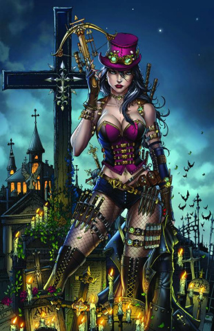 Grimm Fairy Tales: Unleashed #1 (Tyndall Cover)