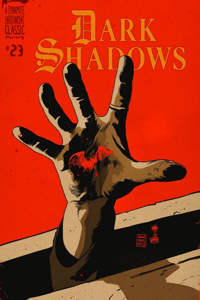 Dark Shadows #23