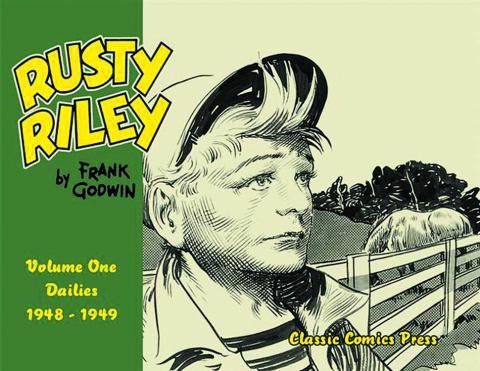 Rusty Riley Dailies Vol. 1: 1948-1949