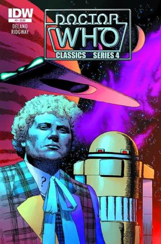 Doctor Who Classics #3