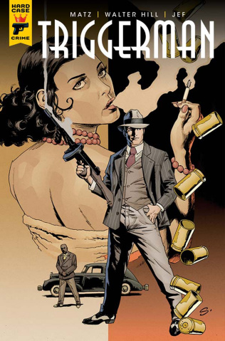 Hard Case Crime: Triggerman #2 (Scott Cover)