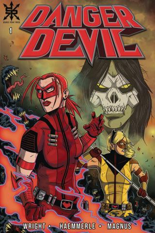 Danger Devil #1