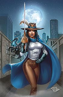 Musketeers #2 (Reyes Cover)