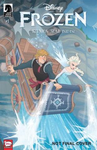 Frozen: Reunion Road #1 (Cover B)