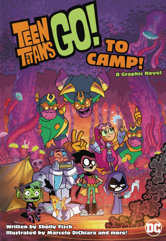 Teen Titans Go! To Camp!