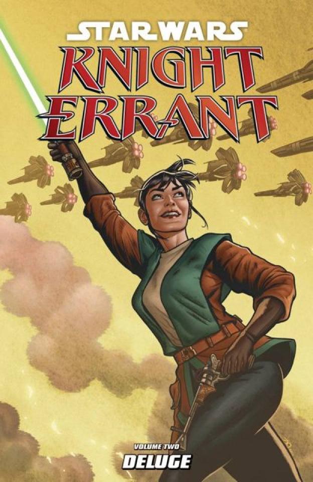 Star Wars: Knight Errant Vol. 2: Deluge