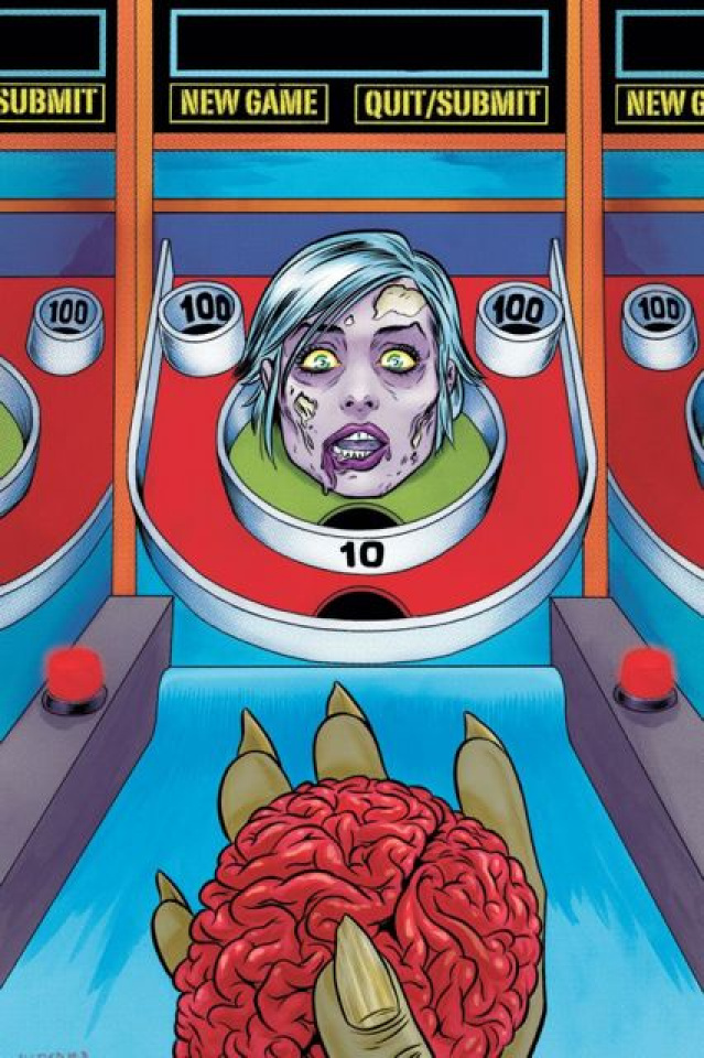 I, Zombie #14