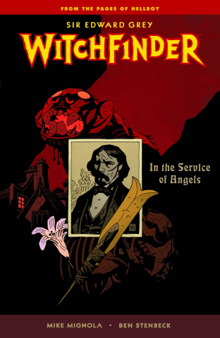 Witchfinder Vol. 1: In the Service of Angels
