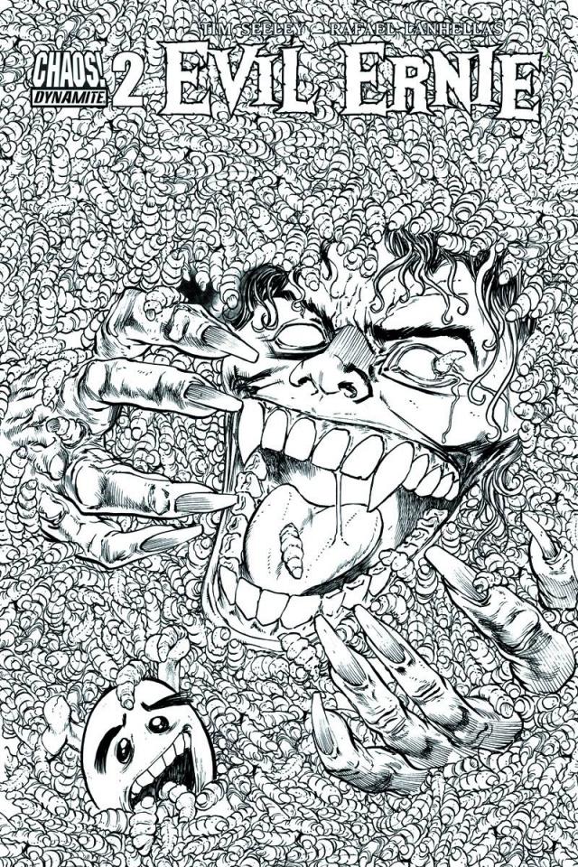 Evil Ernie #2 (10 Copy Cover)
