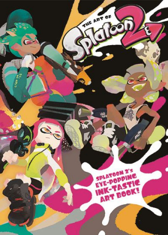 The Art of Splatoon Vol. 2