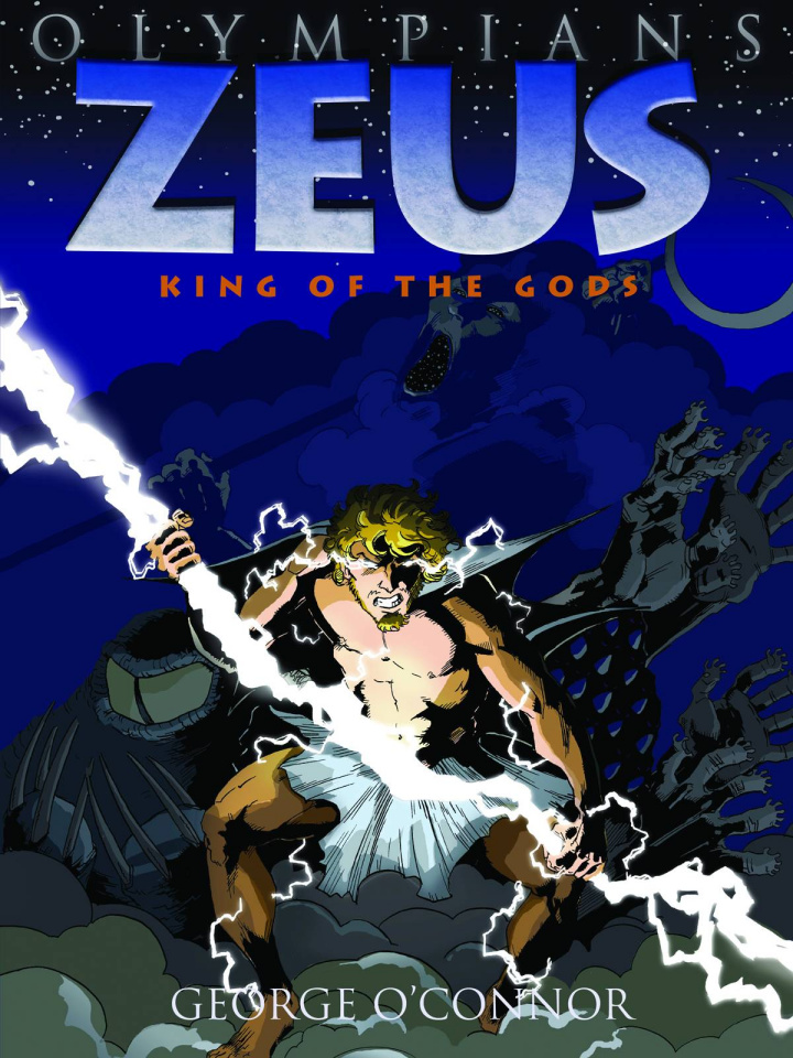 Olympians Vol. 1: Zeus - King of the Gods