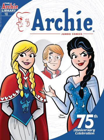 Archie 75th Anniversary Digest #10