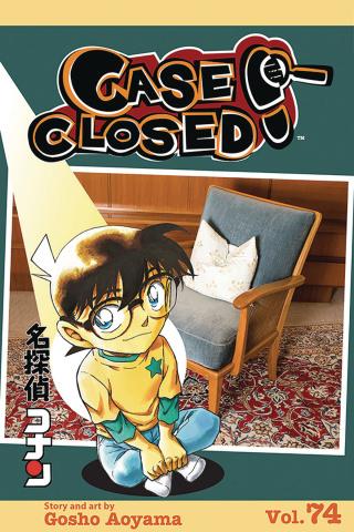 Case Closed Vol. 74