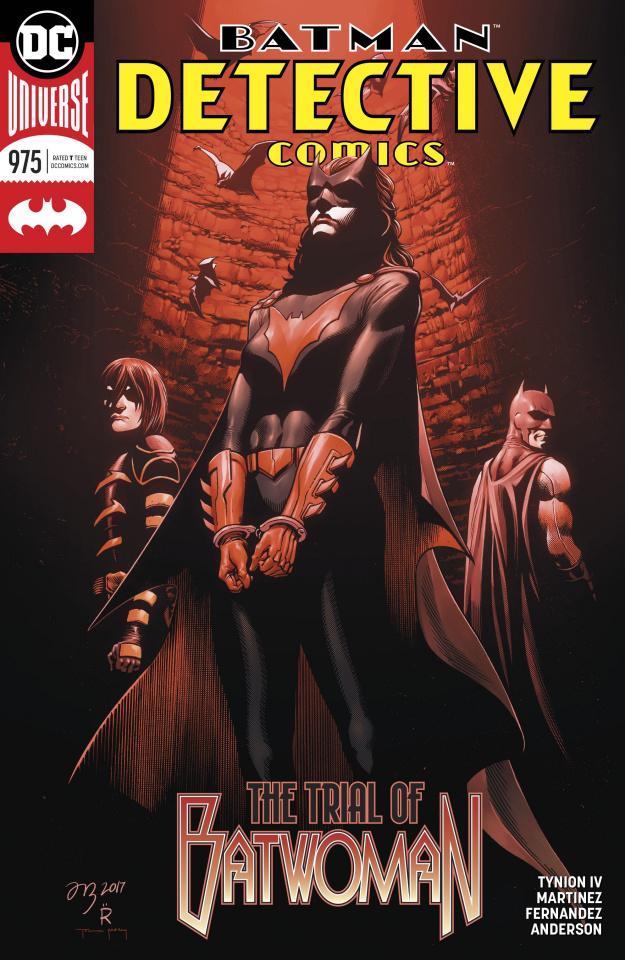Detective Comics #975