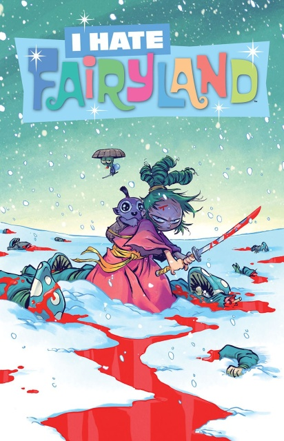 I Hate Fairyland #12 (Young Cover)