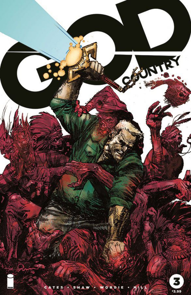God Country #3 (Zaffino & Wordie Cover)