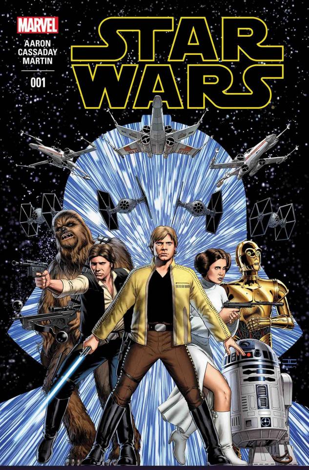 Star Wars: Skywalker Strikes #1 (True Believers)