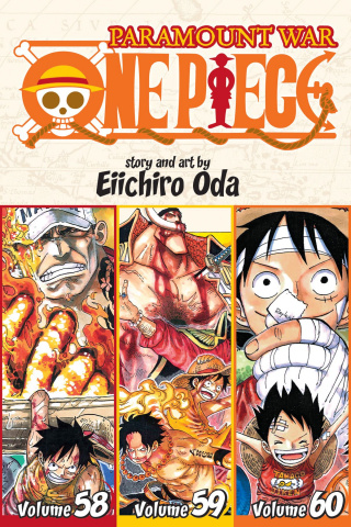 One Piece Vol. 20 (3-in-1 Edition)