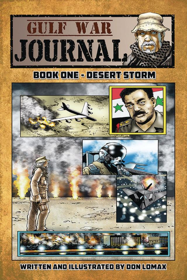 Gulf War Journal Vol. 1