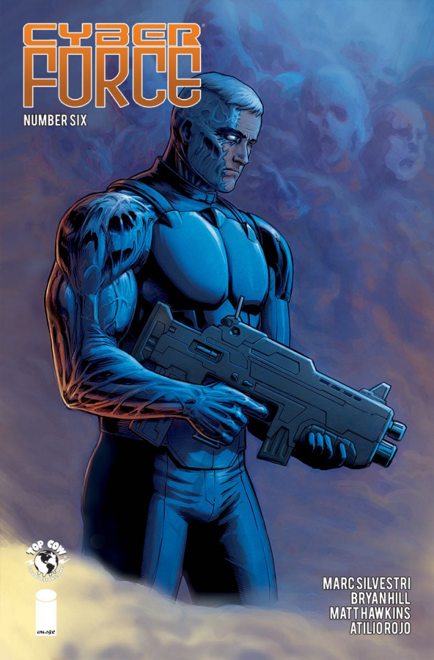 Cyber Force #6