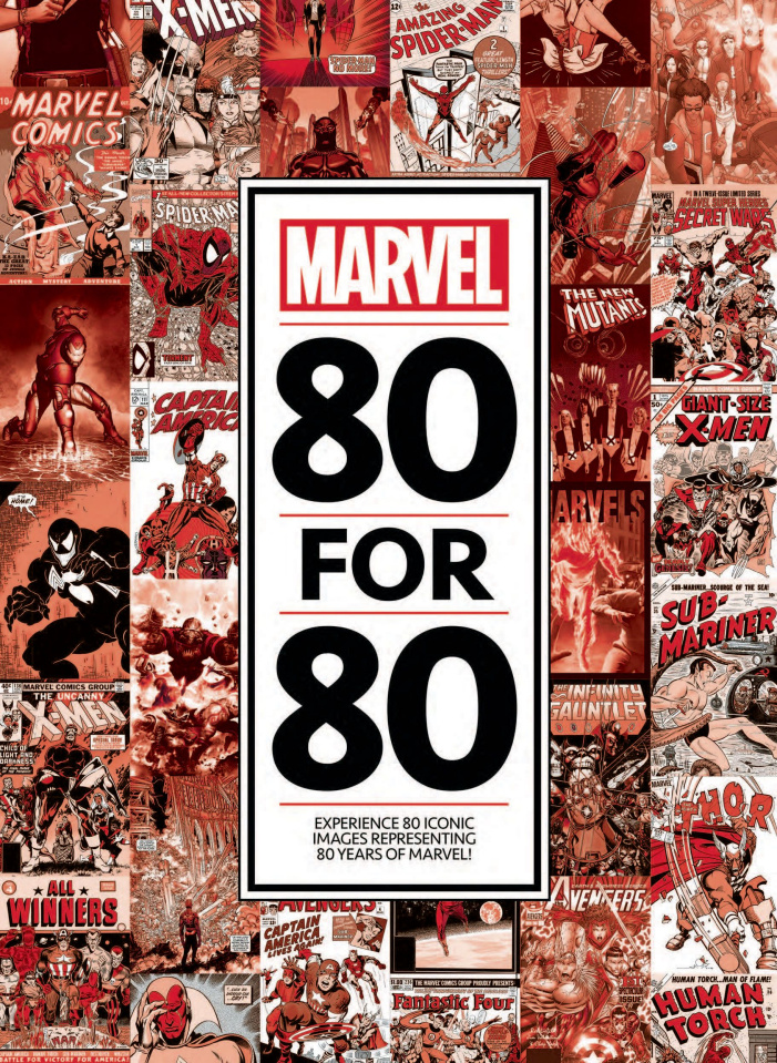Marvel: 80 For 80