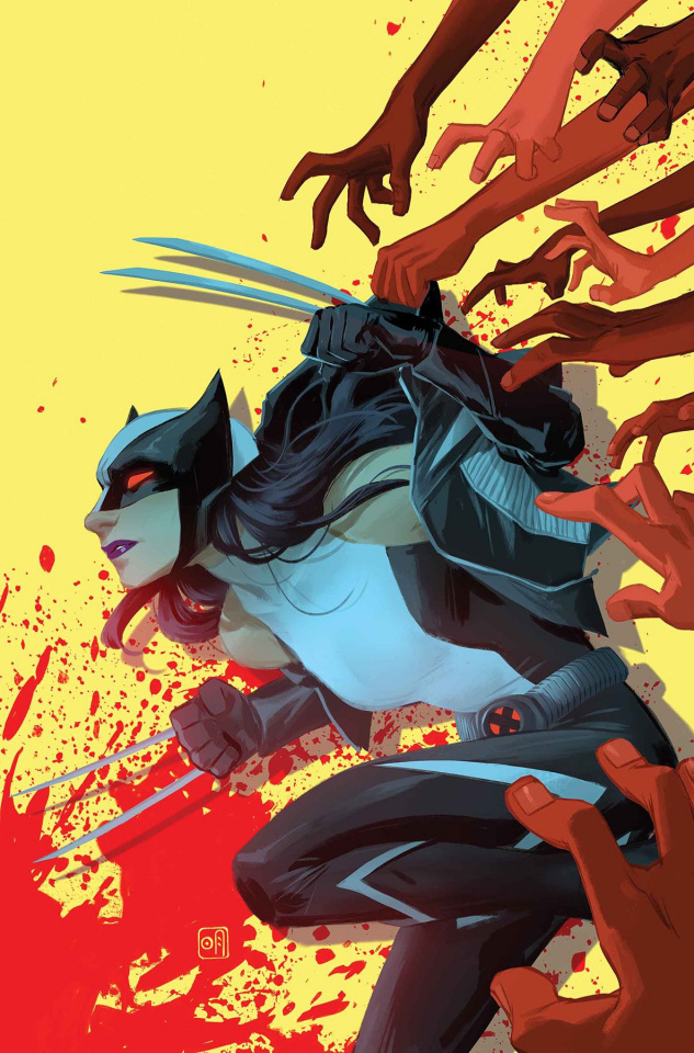 All-New Wolverine #20 (Chen Cover)