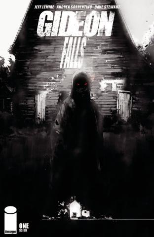 Gideon Falls #1 (Jock Cover)