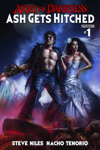 Army of Darkness: Ash Gets Hitched #1 (Parrillo Cover)