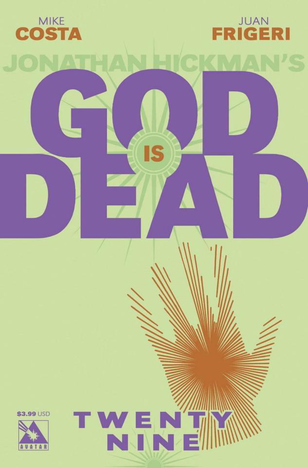God Is Dead #29