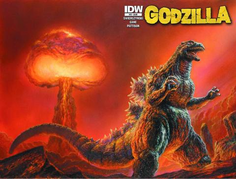 Godzilla #13