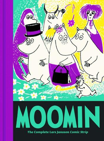 Moomin: The Complete Lars Jansson Comic Strip Vol. 10