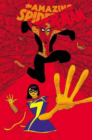 The Amazing Spider-Man #7 (Pulido Cover)