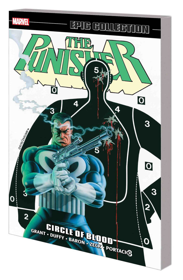 The Punisher: Circle of Blood (Epic Collection)