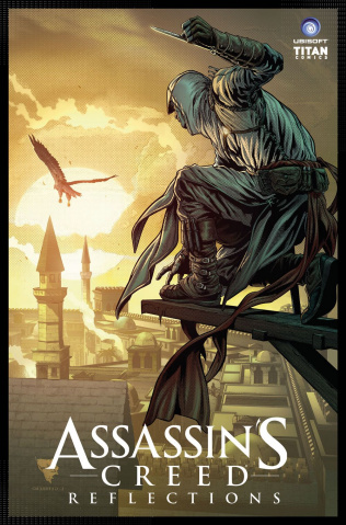 Assassin's Creed: Reflections #2 (Conrad Cover)
