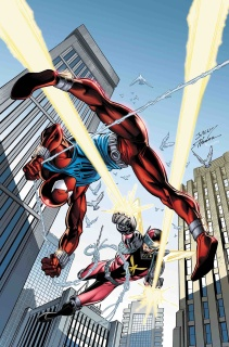Ben Reilly: The Scarlet Spider #8