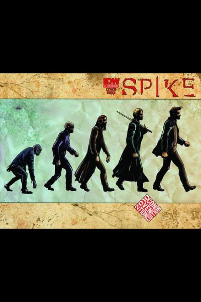 Spike #1